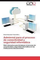 Adminred Para El Proceso de Conectividad y Seguridad Informatica
