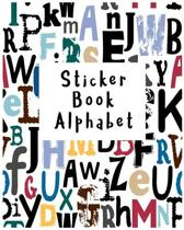 Sticker Book Alphabet