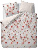 Essenza Bed of Roses Dekbedovertrek - Tweepersoons - 200x200/220 cm - Pink