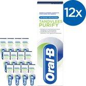 Oral-B Tandvlees Purify Intense Reiniging - 12 x 75ml - tandpasta