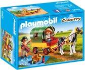 Afbeelding van PLAYMOBIL Picknick met ponywagen - 6948 speelgoed