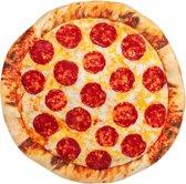 Pizza Kussen Pluche 30 cm
