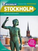 De Groene Reisgids Weekend - Groene Gids Weekend Stockholm