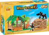Cobi Wild Story Jungle Guard - 22102