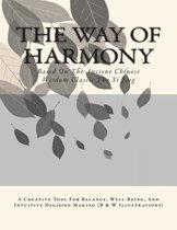 The Way of Harmony [b&w]