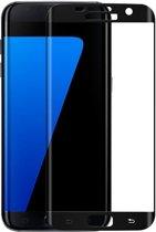 Samsung Galaxy S7 Edge glazen Screen protector Tempered Glass 2.5D 9H (0.3mm) Zwart