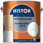 Histor Perfect Finish Houten Vloer - Wit - 2,5 liter