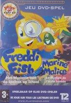 Actie - Freddi Fish 2, Het Mysterie Van De Spoken Op School