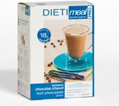 Dieti Chocolade Puur Shake/Pudding - 7 stuks - Maaltijdvervanger