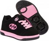 Heelys Dual Up X2 Sneakers Junior Sportschoenen - Maat 32 - Unisex - zwart/roze