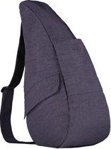 HEALTHY BACK BAG Rugzak - Textured Nylon - Plum - Small - 6303-PL