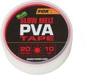Fox Edges Slow Melt PVA Tape   10mm   20m