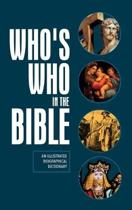 Reader's Digest Who's Who in the Bible