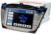 Hyundai IX35 7 HD digitale touchscreen GPS navigatie auto dvd speler met aangepaste pasvorm