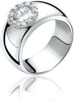 Zinzi - Zilveren Ring - Maat 54 ZIR665-54