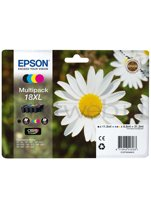 EPSON MultiPack 18XL black(T181140), cyan(T181240), magenta(T181340), yellow(T181440), in EasyMail packging