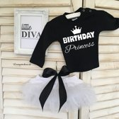 Shirtje Birthday princess.