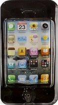 Glazen smartphone asbak