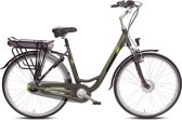 Vogue e-bike basic plus 5sp. Grijs/groen