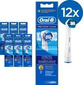 Oral-B Precision Clean - Opzetborstels - 12 stuks