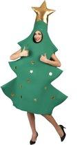 Kerstboom met piek kostuum voor volwassenen - Volwassenen kostuums