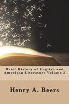 Brief History of English and American Literature Volume 2