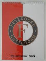 Feyenoord verjaardagskalender - kalender voetbal