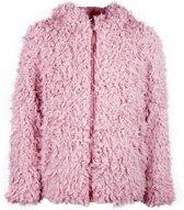 Vinrose roze winter vest 98/104