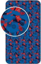 Spiderman hoeslaken 90 x 200 + 25