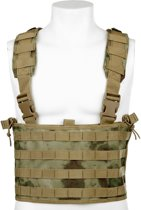 101inc Chest rig Recon ICC FG Groen