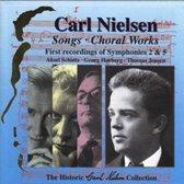 Nielsen: Songs - Choral Works