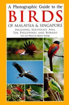 Omslag van 'A Photographic Guide to the Birds of Malaysia & Singapore'