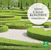 Mork - Cello Concertos