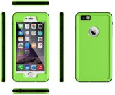 Case Cover  PC/TPU  Waterproof Apple iPhone 6s / 6 - Groen