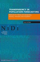 NIDI Proefschrift 83 - Transparancy in population forecasting