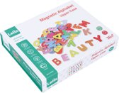 Lelin Toys - Magnetisch Alfabet - Hoofdletters - 60 cijfers