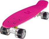 Penny Skateboard Ridge Retro Skateboard Pink/Clear