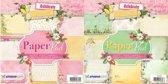 2x Celebrate Spring - Paper Pad - 170grams Karton