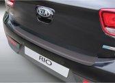 RGM ABS Achterbumper beschermlijst Kia Rio III Facelift 2015-2016 Zwart