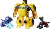 Transformers Rescue Bots Bumblebee Rescue Guard - Actiefiguur