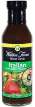 Walden Farms Salad Dressing Per Fles Italian with Sun Dried Tomato