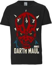 Logoshirt T-Shirt Darth Maul - Krieg der Sterne