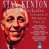Concerts in Miniature, Vol. 22