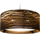 Graypants Drum 24 - Hanglamp - Bruin