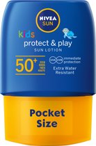 NIVEA SUN Kids Pocket Size Zonnemelk SPF50+ 50 ml