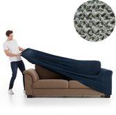 Milos meubelhoezen - bankhoes 180-240cm - Grijs - Verkrijgbaar in verschillende kleuren!