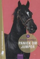 De paardenmeiden 5 - Paniek om Jumper