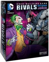 DC Comics DBG Rivals Batman vs The Joker
