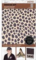 Strijksjabloon Cheetah 1 Vel