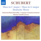 Schubert: Masses In C And G
